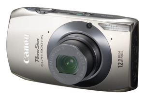 Canon powershot elph 500 hs